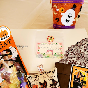 trick or treatの画像