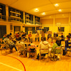 篠山アフリカン合宿2020 黒豆フェス ドラムクラスの画像