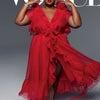 リゾ@Vogue US版 10月号 2020年の画像