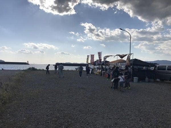 三谷漁港秋祭り 中の様子3