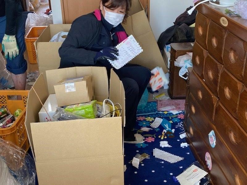 汚部屋卒業で気持ちの整理(ビフォーアフター)名古屋市中心にゴミ屋敷清掃