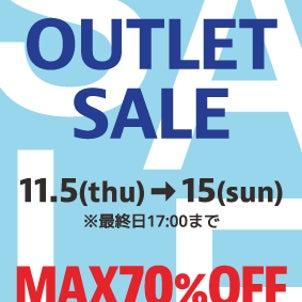 堺髙島屋店 OUTLET SALE!!  の画像