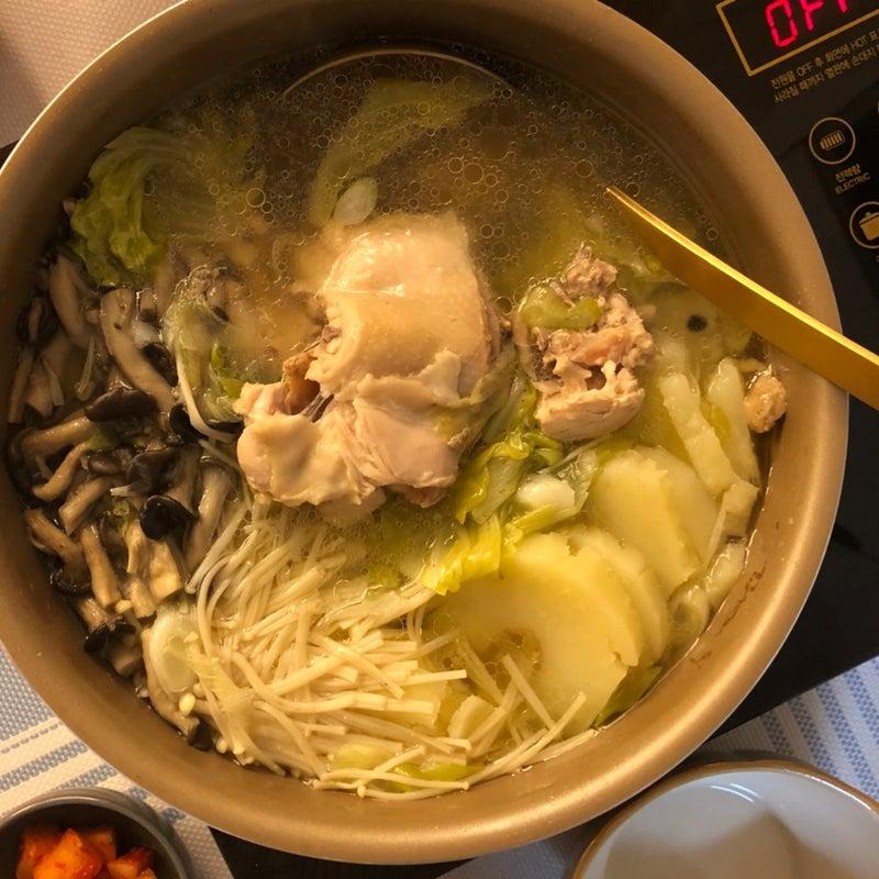 レシピ タッカンマリ