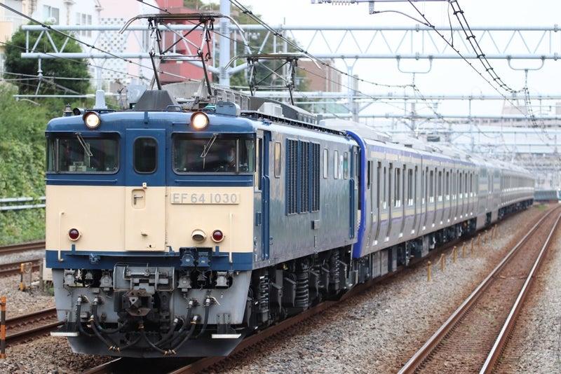 JR東】E235系1000番台F-04編成 J-TREC新津出場配給   テツ×クル~鉄道 ...