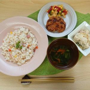 10月のお楽しみ食の画像