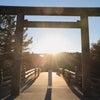 """""""伊勢神宮だけで検出されるハイパーソニック・エフェクト""""の画像"""