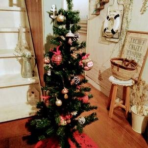 クリスマス支度。の画像