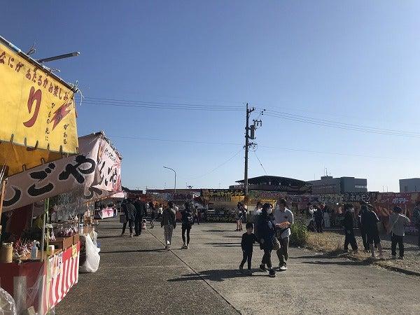令和2年10月30日(土)三谷漁港祭