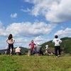 【スピリチュアルヨガ】お山の中のパワースポットで大自然と溶け合う半日コース✨の画像