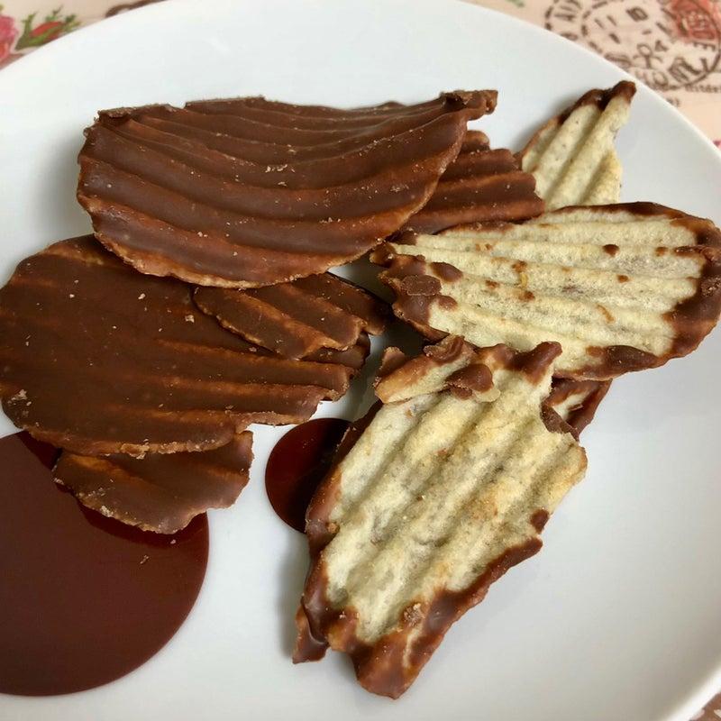 チョコ チップ ロイズ 【楽天市場】ロイズ ポテトチップチョコレート