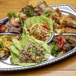画像 ★「Thai Party Plate 」タイ人コックの作る本場タイ料理のオードブルプレート販売‼ の記事より 3つ目