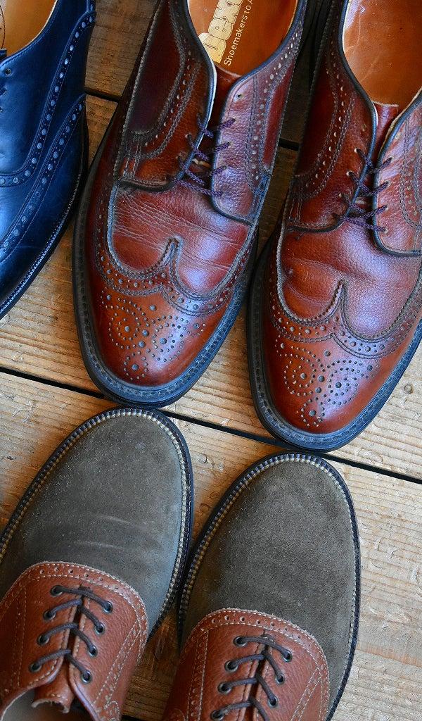 USAブランド革靴レザーシューズ古着屋カチカチ