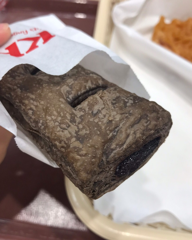 の チョコパイ ケンタ