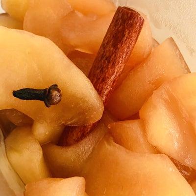 林檎のワイン煮