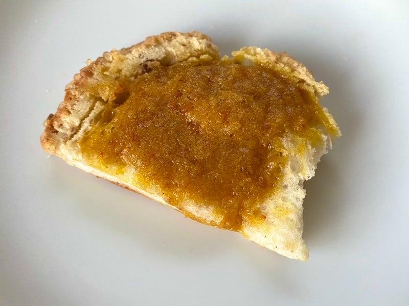 カレー パン たら 塗っ て 焼い