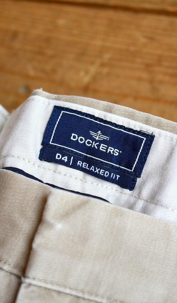 ドッカーズDockersワイドチノパン古着屋カチカチ
