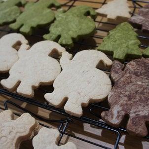 卵なし♪さくさくクリスマスクッキーの画像
