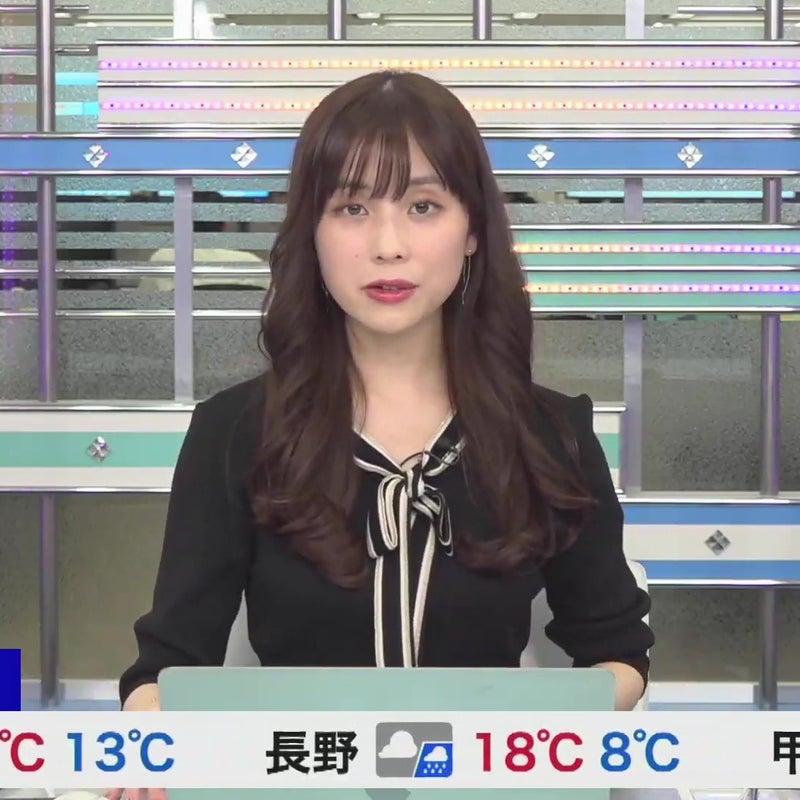 ウェザーニュース 松雪彩花