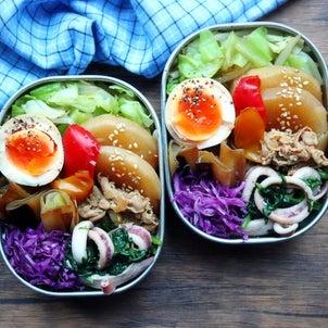 今日も続くよ、おべんと&レシピとニラ玉スープの話。の画像