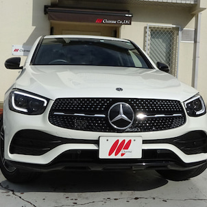 MB GLC220d 4MATIC Coupe`Night Edition 国内限定35台入庫!の画像
