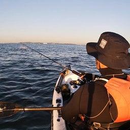 画像 パドリング猛特訓!&ちょっち釣り の記事より 5つ目