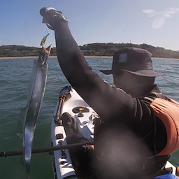画像 パドリング猛特訓!&ちょっち釣り の記事より 6つ目