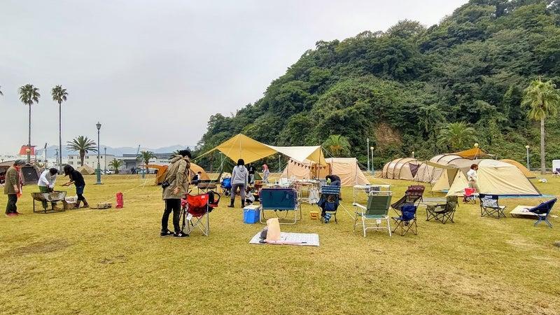 オフ 会 キャンプ