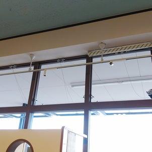 排煙窓修繕工事の画像