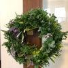 クリスマスリース お正月お飾り 募集の画像