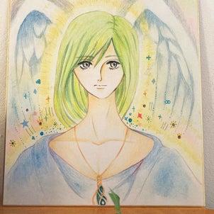 [募集]あなたの守護天使の絵を描きますの画像