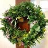 12月5日 クリスマスリース作りの募集の画像