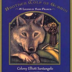桑港とグッビオのオオカミの画像