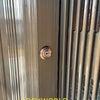 立山アルミ製 高級玄関引戸 蓬莱(ほうらい)鍵交換 富山の鍵屋の画像