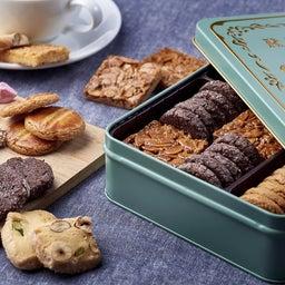 画像 【本店】【稲沢文化の杜店】11月販売のクッキー缶について の記事より 1つ目
