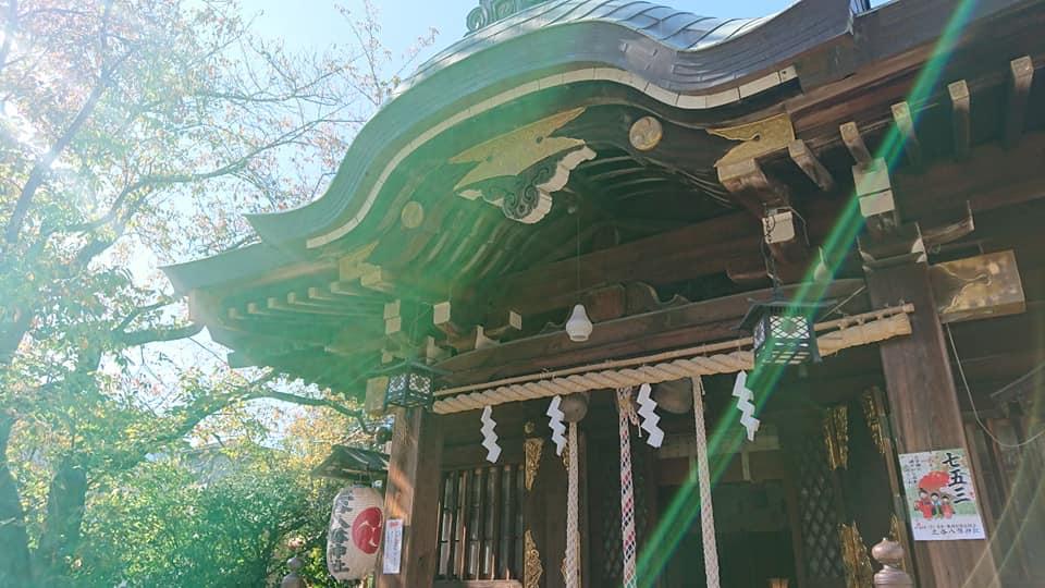 武蔵小山駅近くの三谷八幡神社に参拝しました   和のスピリチュアル ...