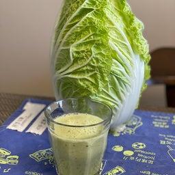 画像 白菜は生ジュースにもあう の記事より 2つ目