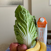 白菜は生ジュースにもあうの画像