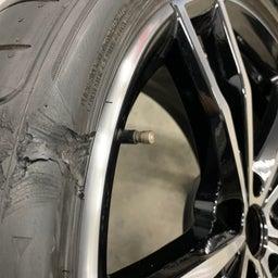 画像 アルミホイール 修理 福岡 BMW 純正 ポリッシュ の記事より 2つ目