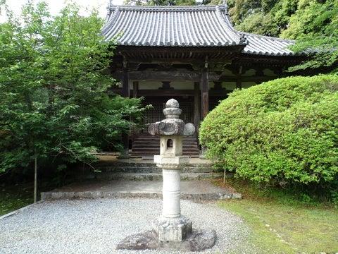 長岳寺本堂