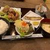 錦でお昼ご飯の画像