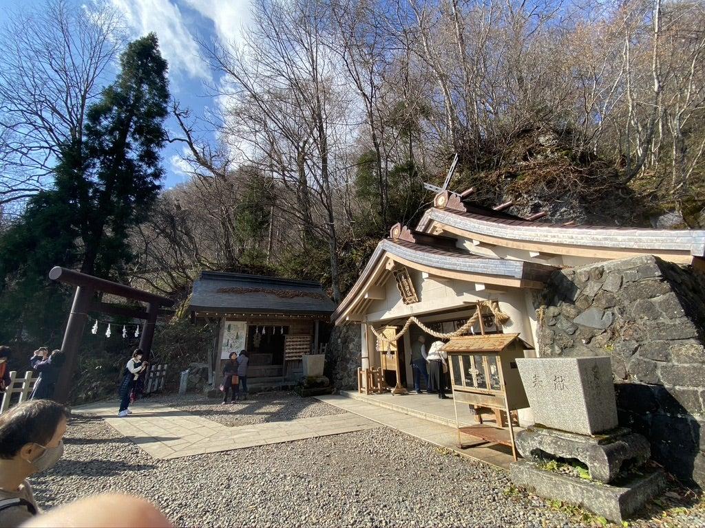 戸隠神社 天赦日の太陽は暖かくて優しい