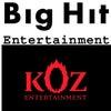 BIGHIT ジコ設立のKOZも買収!!の画像