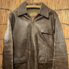 Vintage 50's Leather Car cort (Star Sportswear)の画像