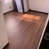 民宿 床貼り替え工事の画像