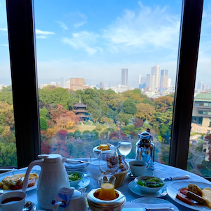 Gotoトラベルで椿山荘の東京雲海の画像