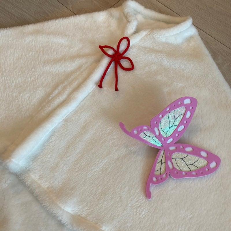 作り方 カナヲ 髪 飾り