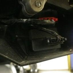 画像 スズキ アドレス110 CE47A リコール スイッチ交換 バイク 修理 名古屋市港区 の記事より 7つ目