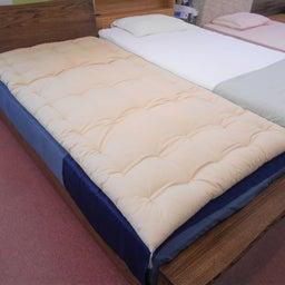 画像 手づくり綿ふとんは廃棄ではなく「ベッドパッド」として活かしてみませんか? の記事より 4つ目