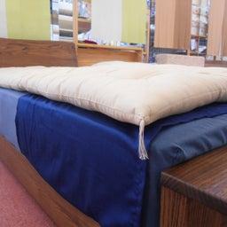 画像 手づくり綿ふとんは廃棄ではなく「ベッドパッド」として活かしてみませんか? の記事より 5つ目