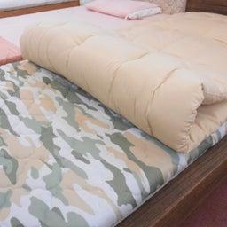 画像 手づくり綿ふとんは廃棄ではなく「ベッドパッド」として活かしてみませんか? の記事より 8つ目